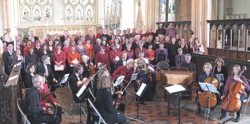 Vivaldi's Dixit Dominus at Dorchester Abbey, May 2009 class=